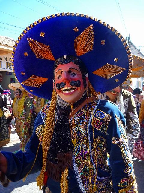 グアテマラの踊り